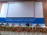 Knowledge forum Workshop Organised By BSDMA and ICIMOD.Patna(Bihar) 4,5-02-2016.