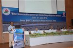 Workshop on Water Resources Management and Climate Change Adaptation.Patna(Bihar) 3,4-06-2016