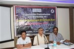 Bihar State Disaster Management Authority in Collaboration with IIT Kanpur and IICIMOD, Organised Stakeholder Consultation and Workshop on Sediment Management of the Koshi River.Patna(Bihar) 19,20-07-2016.