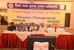 "A half-day Consultative Workshop on ""Partnership with Media for Disaster Risk Reduction and saving lives"" was organised today on 18 June, 2019 by BSDMA"